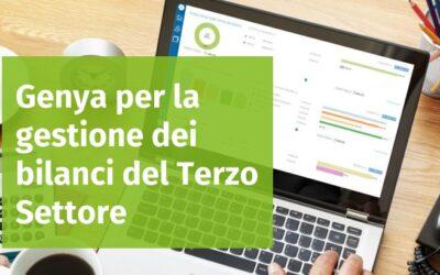 Riforma del terzo settore – la soluzione Genya e webinar gratuito